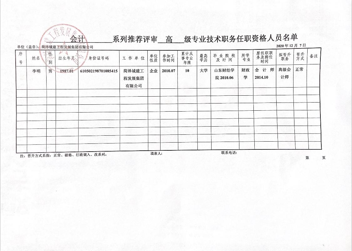 会计系列推荐评审高级专业技术职务任职资格人员名单.png